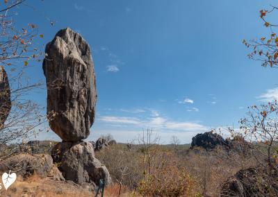 Balancing Rock Chillagoe, Atherton Tablelands