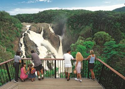 Barron Falls, Kuranda, Atherton Tablelands