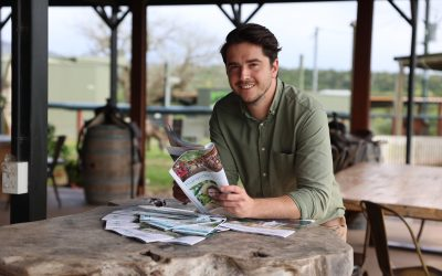 Discover Magazine and Maps Drives the Atherton Tablelands